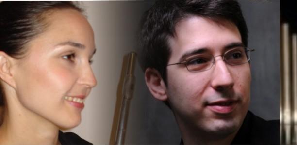 Ana Benić i Pavao Mašić: Flauta i orgulje u Crkvi sv. Duha u Šibeniku