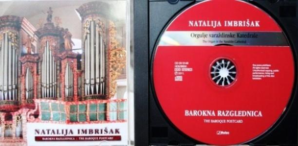 "Audio:  ""Barokna razglednica"" Natalije Imbrišak"