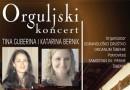Koncert Tine Guberine i Katarine Bernik
