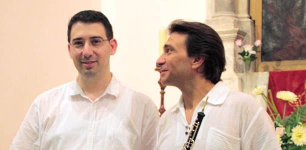 Crkva Sv. Duha, koncert za obou i orgulje, 2016
