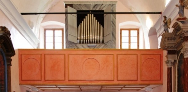 Sv.Duh,koncert Zadarskog komornog ansambla OLJŠ 2018