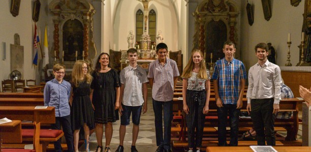 Koncert polaznika seminara Glazba renesanse i baroka