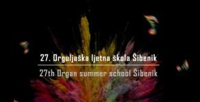 Orguljaška ljetna škola 2020. – Raspored događanja