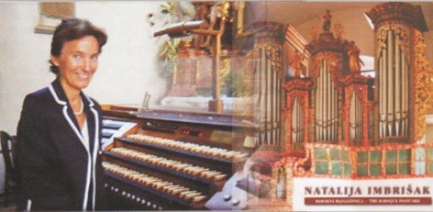 """Natalija Imbrišak, """"Barokna razglednica"""""""