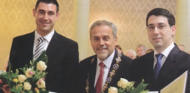 100 % BACH, Mašić & Knešaurek 2013 C.R.