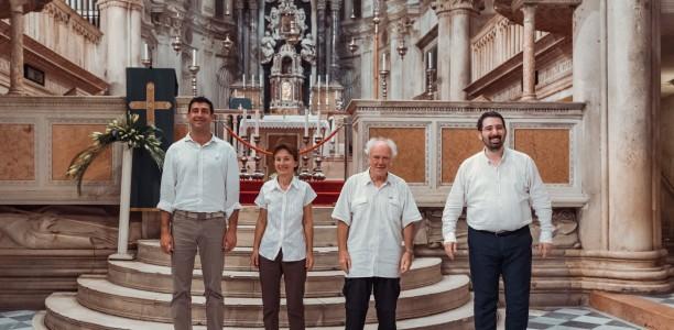 Katedrala Sv. Jakova, koncert predavača